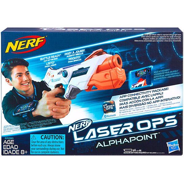 NERF: Laser Ops Alphapoint lézerfegyver - 1. Kép