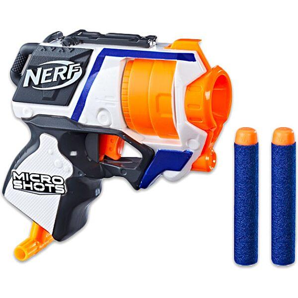 NERF: Microshots Strongarm szivacslövő pisztoly - 2. Kép
