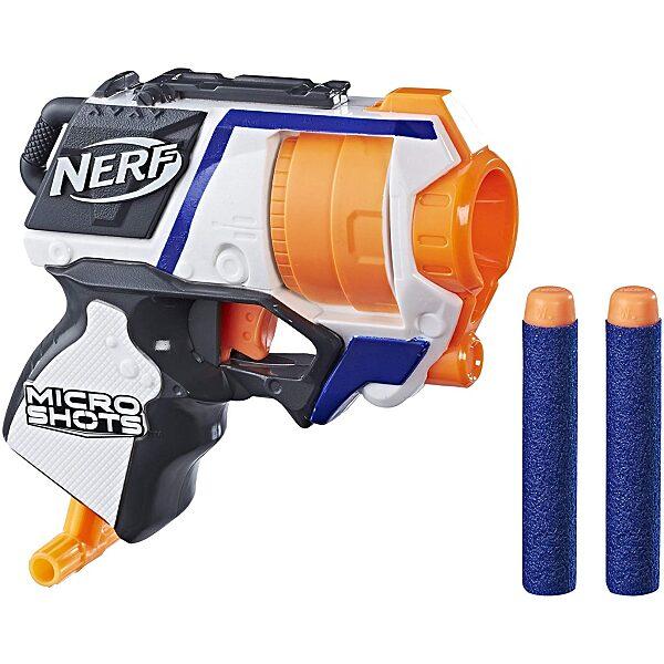 NERF: Microshots Strongarm szivacslövő pisztoly - 4. Kép