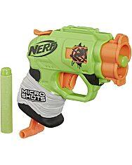 NERF: Microshots Zombi Strike Doublestrike szivacslövő fegyver - 2. Kép