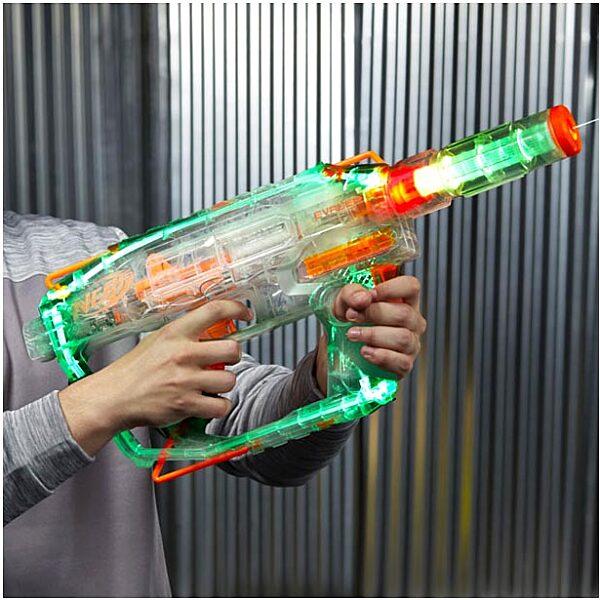 Nerf Modolus: Evader szivacslövő fegyver - 6. Kép