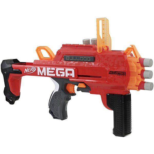 NERF N-Strike Elite Accustrike Series: Mega Bulldog szivacslövő fegyver - 5. Kép