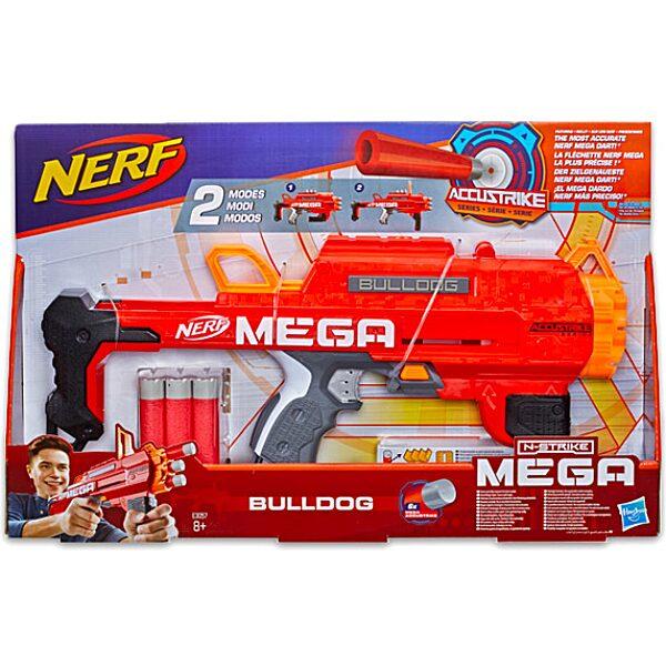 NERF N-Strike Elite Accustrike Series: Mega Bulldog szivacslövő fegyver - 1. Kép