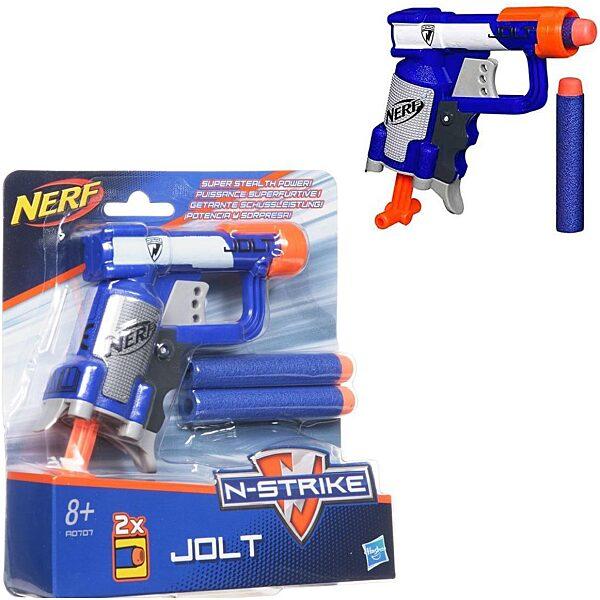 NERF N-Strike: Jolt szivacslövő pisztoly tölténnyel - 4. Kép