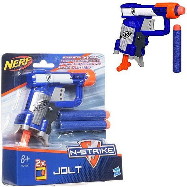 NERF N-Strike: Jolt szivacslövő pisztoly tölténnyel - 5. Kép