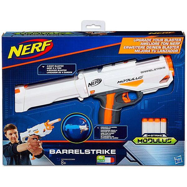 NERF N-Strike Modulus: Barrelstrike szivacslövő fegyver - 1. Kép