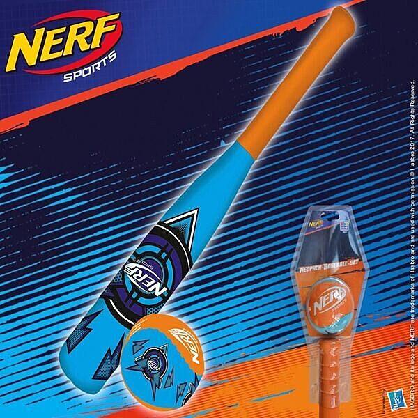NERF: Neoprén baseball szett - 1. Kép