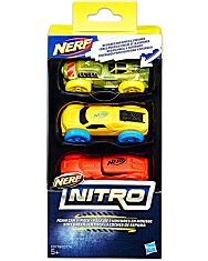 Nerf Nitro - 3 darabos kisautó szett - többféle - 2. Kép