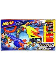 Nerf Nitro - Duelfury Demolition autókilövő