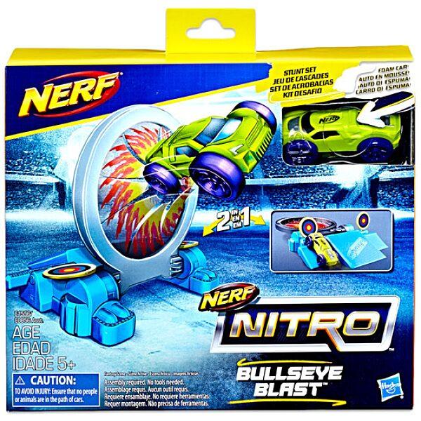 NERF Nitro: kaszkadőr kiegészítő pálya - többféle - 1. Kép