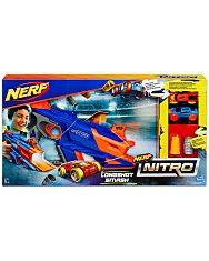 Nerf Nitro - Longshot Smash autó kilövő játékszett - 1. Kép