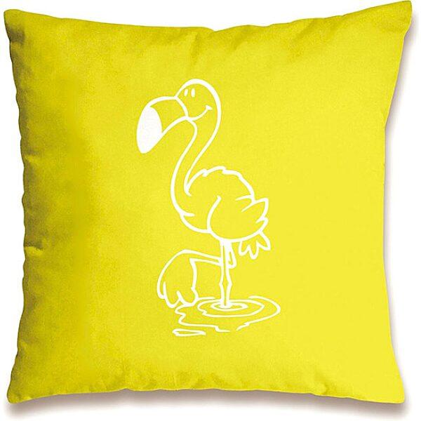 Nici: flamingó mintás párna - 37 x 37 cm - 2. Kép