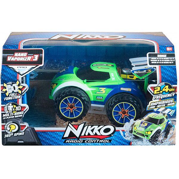 Nikko Nano VaporizR távirányítós autó - zöld - 3. Kép
