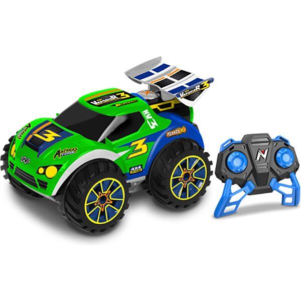 Nikko Nano VaporizR távirányítós autó - zöld - 5. Kép