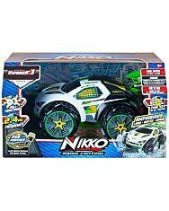 Nikko: VaporizR 3 kétéltű járgány - zöld-fehér - 1. Kép