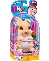 OMG Pets: OMG Nyuszi - barna - 1. Kép