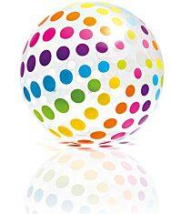 Óriás színes strandlabda - 107 cm