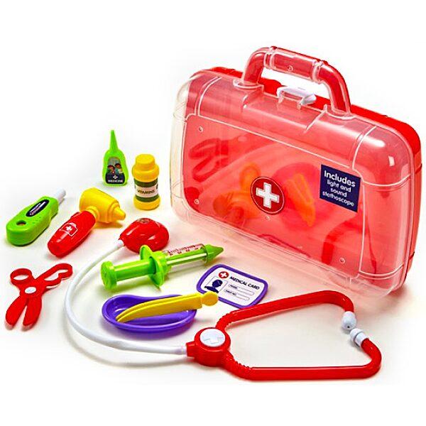 Orvosi táska 10 darabos készlet - 1. Kép