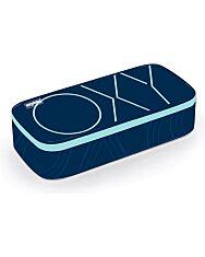 Oxy bedobós tolltartó - sötétkék-pasztell kék - 1. Kép
