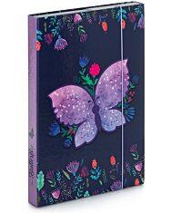 OXY: Pillangós Füzetbox A4 - 1. Kép
