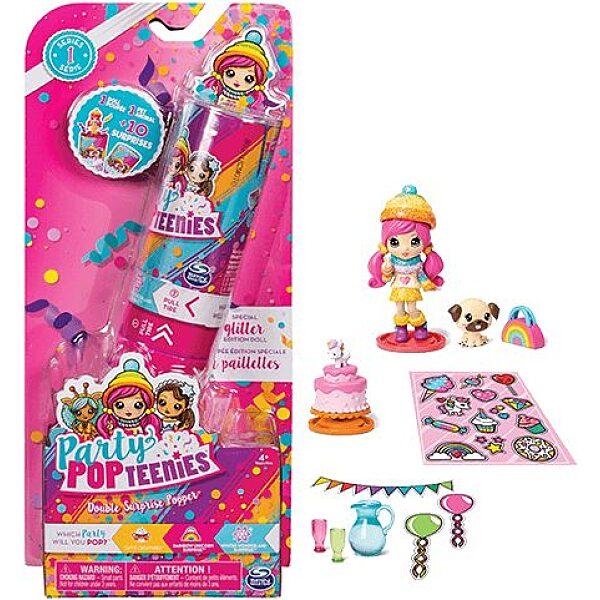 Party Pop Teenies: 2 darabos meglepetés popper konfettivel - 4. Kép