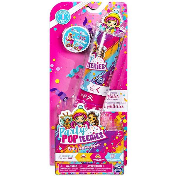 Party Pop Teenies: 2 darabos meglepetés popper konfettivel - 1. Kép
