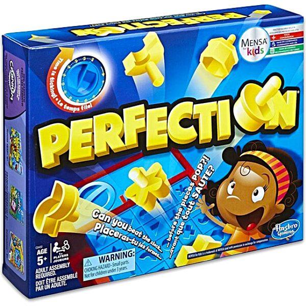 Perfection társasjáték - 1. Kép