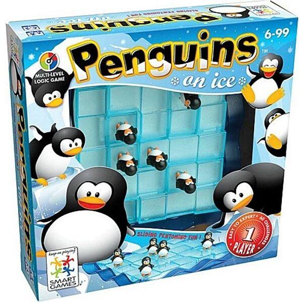 Pingvincsúszda logikai játék - 3. Kép