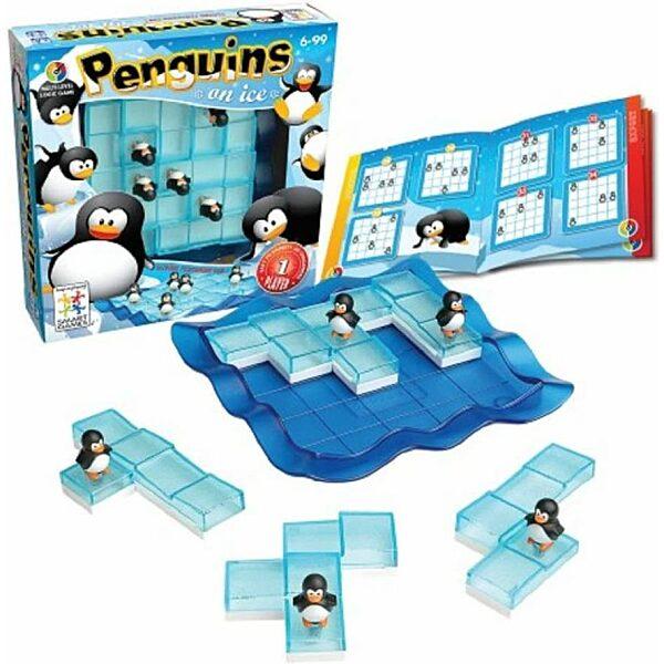 Pingvincsúszda logikai játék - 4. Kép