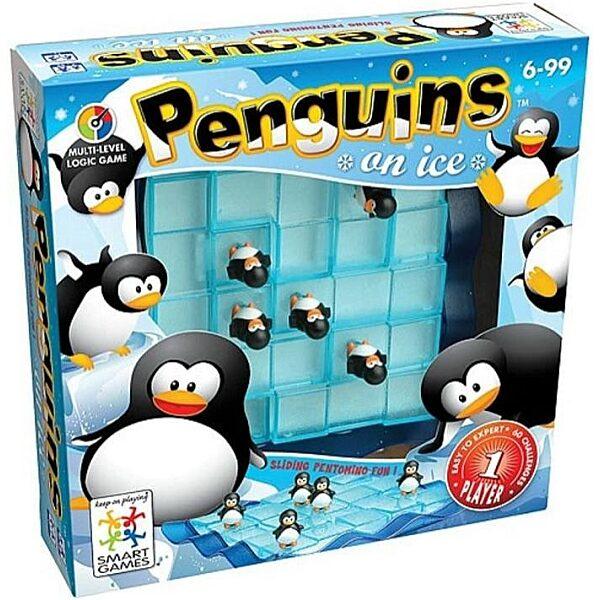 Pingvincsúszda logikai játék - 1. Kép
