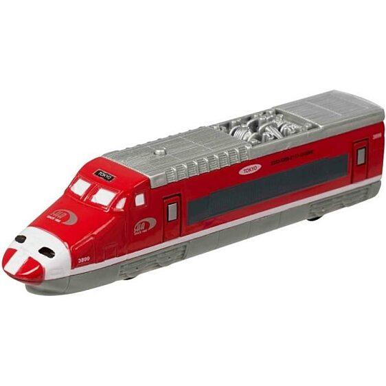 Piros gyorsvonat hanggal (Teamsterz Hi-speed Train) - 1. Kép