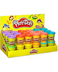 Play-Doh: 1 darabos gyurma - több színben - 1. Kép