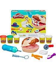 Play-Doh: 5 darabos fogászat gyurma szett - 4. Kép