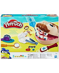 Play-Doh: 5 darabos fogászat gyurma szett - 5. Kép
