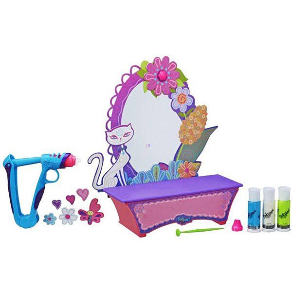 Play-Doh Doh Vinci sminkasztal - 2. Kép