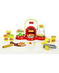 Play-Doh: kemencés pizza sütő gyurmaszett - 1. Kép
