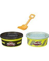 Play-Doh: Kerekek - aszfalt és cement  gyurmakészlet - 2. Kép