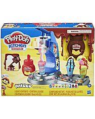 Play-Doh: Konyha variációk - Drizzy fagyizó gyurmaszett - 1. Kép