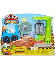 Play-Doh: munkagépek játékszett - 1. Kép
