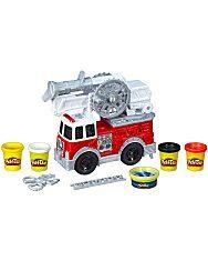 Play-Doh: Tűzoltóautó játékszett - 1. Kép