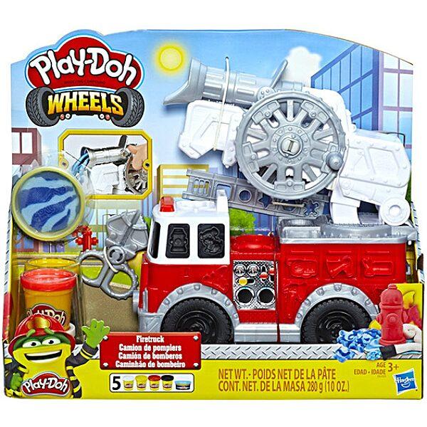 Play-Doh: Tűzoltóautó játékszett - 3. Kép