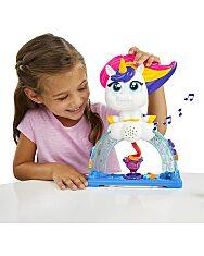 Play-Doh: Unikornisos fagylaltkészítő gyurmaszett - 2. Kép