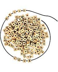 Playbox: Betű gyöngyszett - 300 darab - 1. Kép