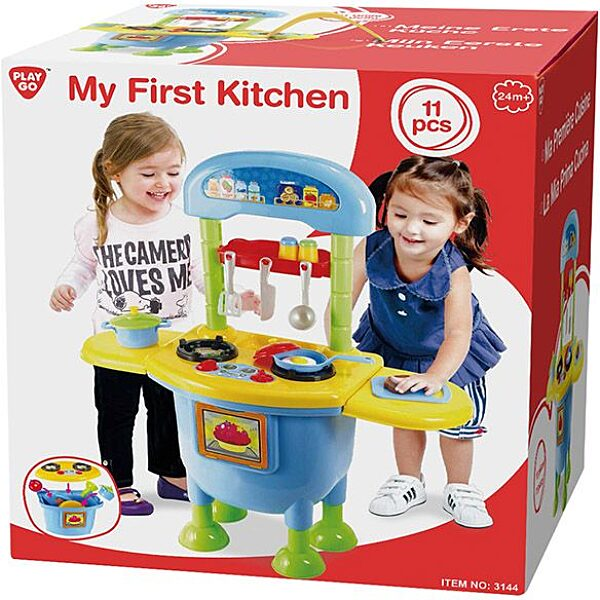 Playgo: Konyha stúdió - Az első konyhám - 1. Kép