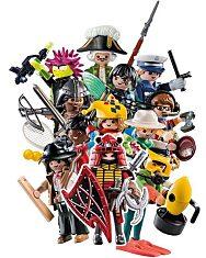 Playmobil: 17. széria - meglepetésfigura - fiús 70242 - 2. Kép