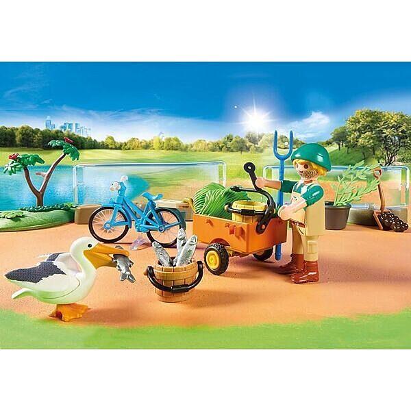 Playmobil: A Kaland állatkert 70341 - 2. Kép