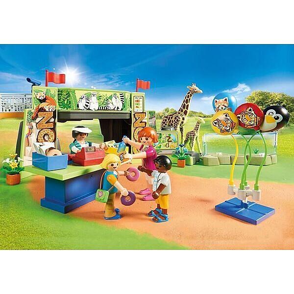Playmobil: A Kaland állatkert 70341 - 3. Kép