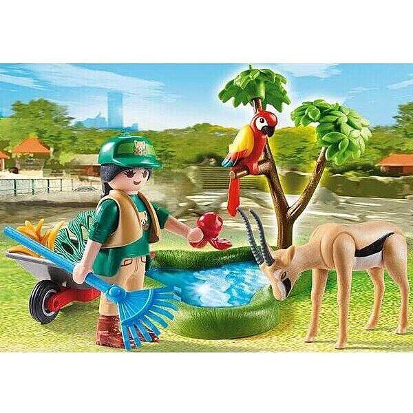 Playmobil: Állatgondozó 70295 - 2. Kép