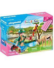 Playmobil: Állatgondozó 70295 - 1. Kép