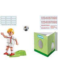 Playmobil: Angol válogatott focista 70484 - 2. Kép